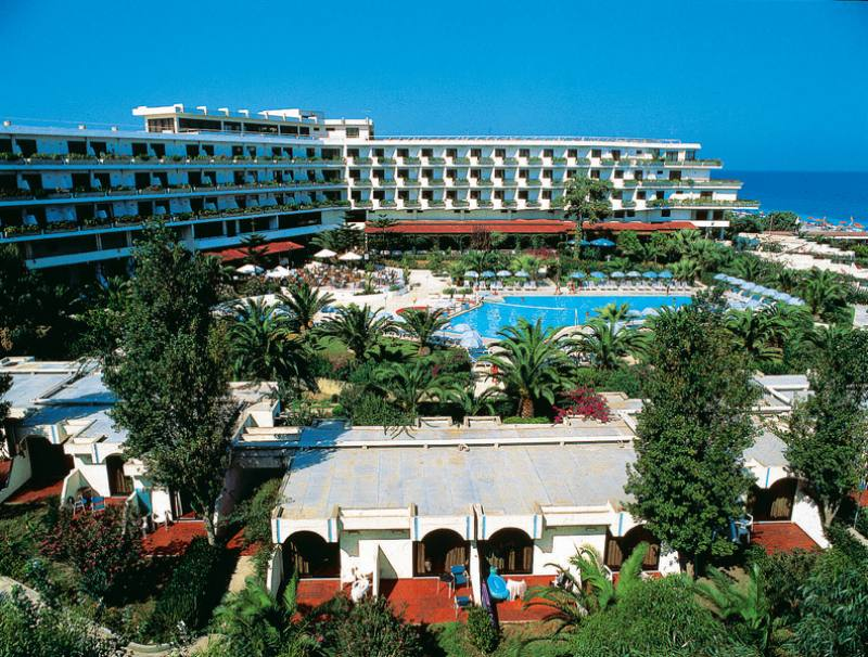 Hotel Blue Horizon - Ixia (Trianda) - Rhodos